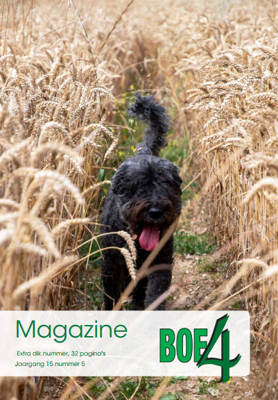 Inhoud BOE4 Magazine jrg. 15 nr. 5